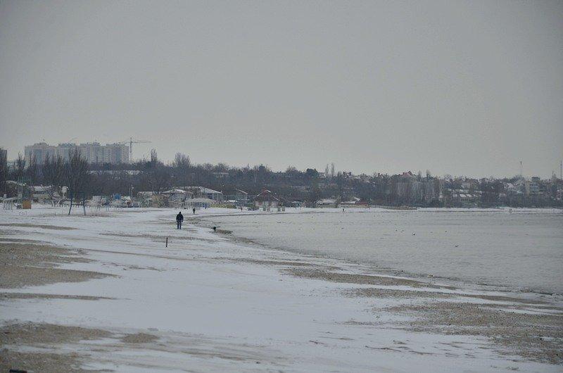Море в Одесском заливе не успело замерзнуть (ФОТО), фото-3
