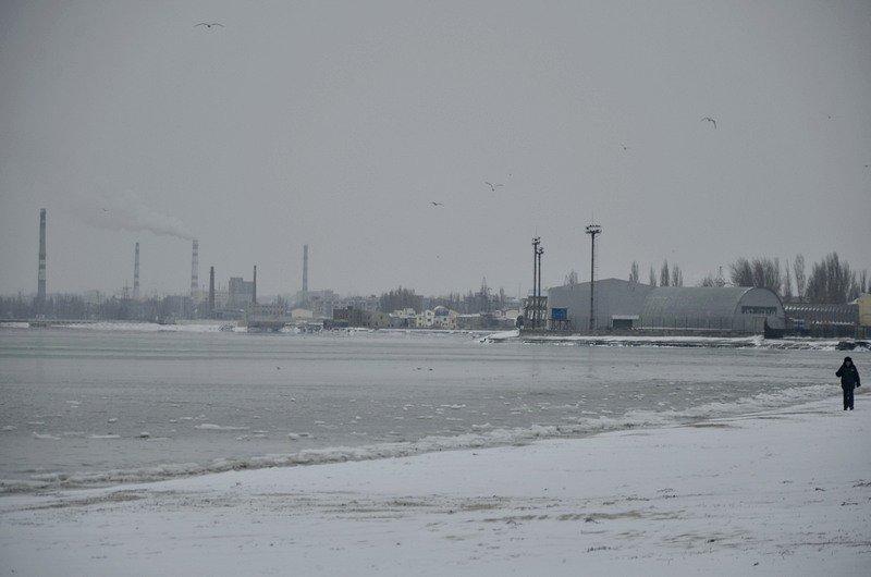 Море в Одесском заливе не успело замерзнуть (ФОТО), фото-1