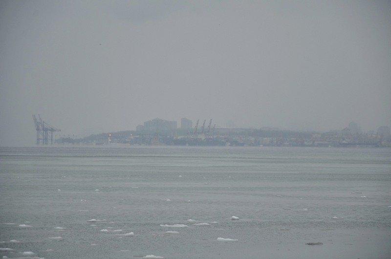 Море в Одесском заливе не успело замерзнуть (ФОТО), фото-2
