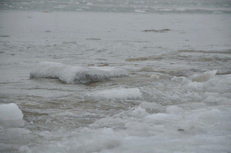 Море в Одесском заливе не успело замерзнуть (ФОТО), фото-5