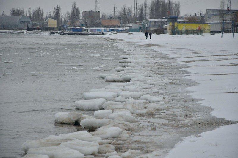 Море в Одесском заливе не успело замерзнуть (ФОТО), фото-8