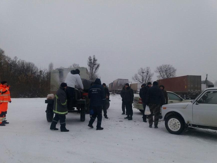 Во время ликвидации последствий снежной бури погиб спасатель, фото-2