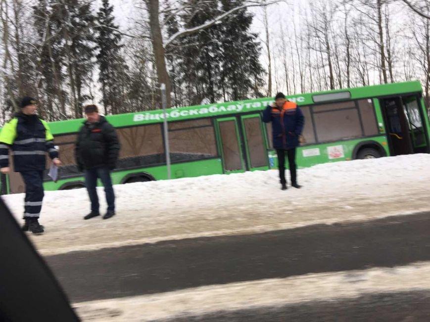 Под Полоцком водитель автобуса потерял сознание и съехал в кювет: у 26-летней пассажирки перелом предплечья, фото-2