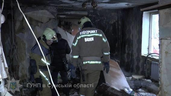 Вчора в Сумській багатоповерхівці знову вибухнув побутовий газ (+ВІДЕО), фото-2