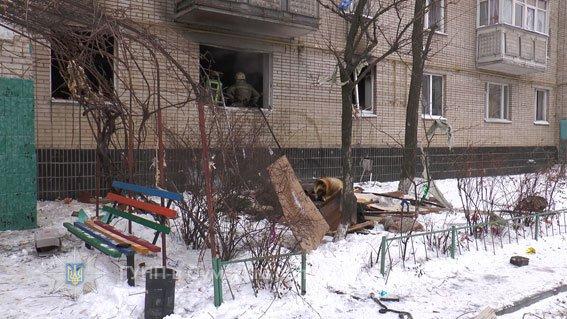 Сумчанин, подорвавший свою квартиру на пр.Лушпы, получил около 20% ожогов тела, фото-3