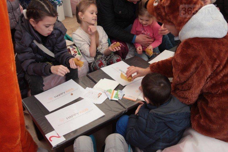 Павильон детского творчества на «Рождественских гуляниях» - тонна эмоций и радости, фото-3