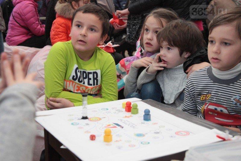Павильон детского творчества на «Рождественских гуляниях» - тонна эмоций и радости, фото-5