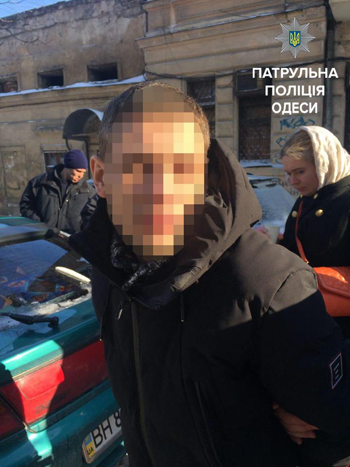 """В Одессе задержали банду """"решал"""" с пистолетом и наркотиками (ФОТО), фото-1"""