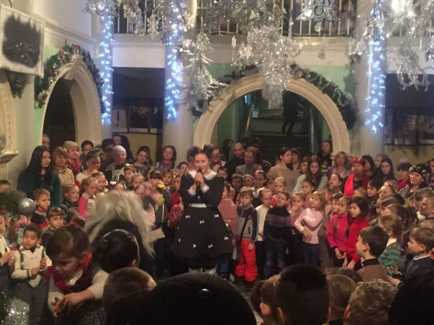 Как прошли новогодние праздники у детей льготных категорий, фото-2