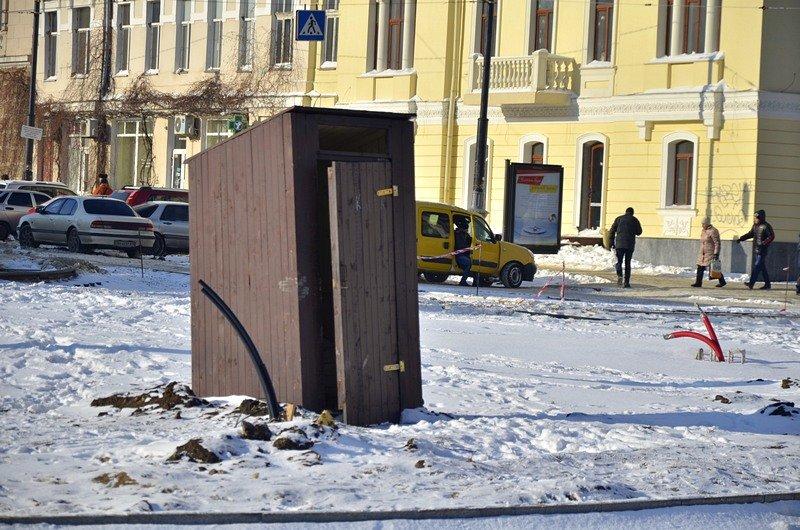В Одессе снег завершил ремонт Тираспольской площади (ФОТО), фото-2