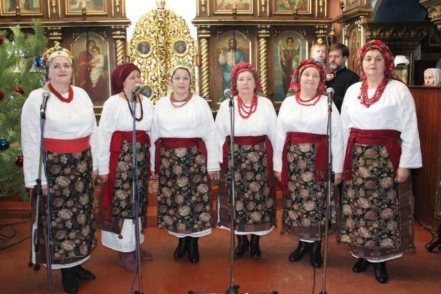 На Броварщині відбувся фестиваль різдвяних пісень (Фото), фото-3
