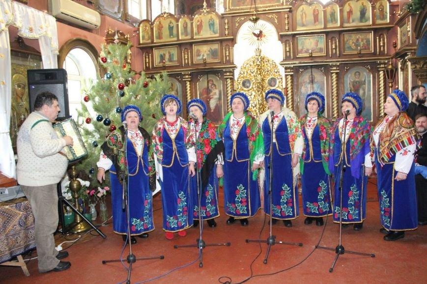 На Броварщині відбувся фестиваль різдвяних пісень (Фото), фото-7