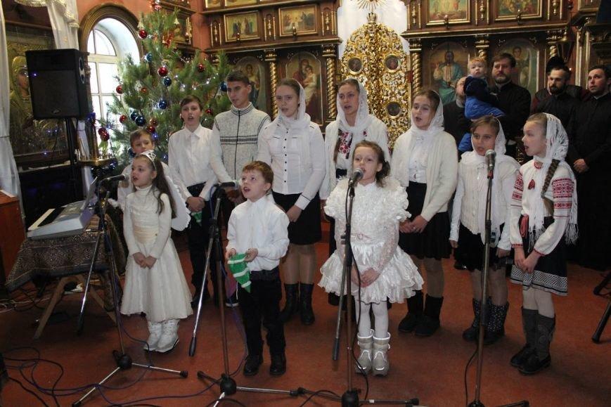 На Броварщині відбувся фестиваль різдвяних пісень (Фото), фото-1