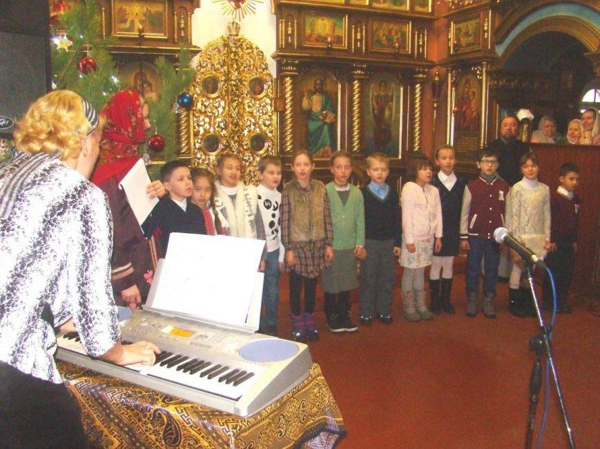 На Броварщині відбувся фестиваль різдвяних пісень (Фото), фото-6