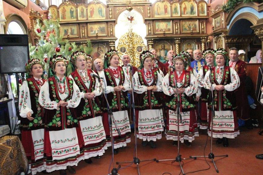 На Броварщині відбувся фестиваль різдвяних пісень (Фото), фото-8