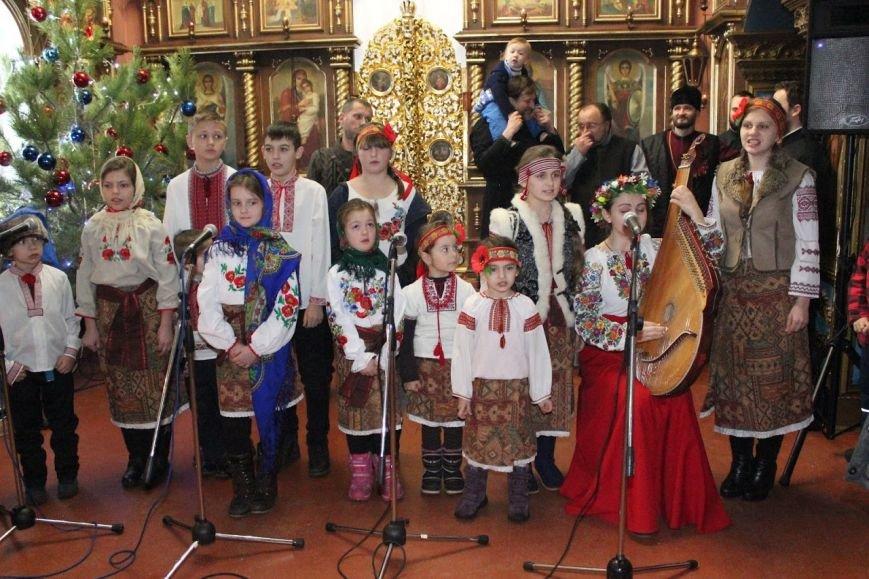 На Броварщині відбувся фестиваль різдвяних пісень (Фото), фото-2