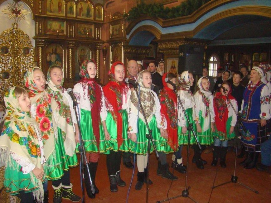 На Броварщині відбувся фестиваль різдвяних пісень (Фото), фото-4