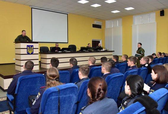 На месяц штат полиции Донетчины пополнился курсантами Харьковского ведомственного вуза МВД, фото-4