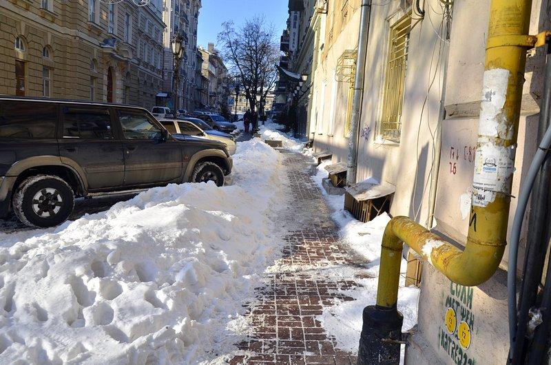 В Одессе не справляются с уборкой снега на улицах (ФОТО, ОПРОС), фото-14