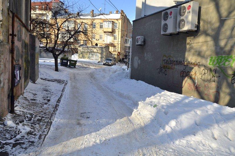 В Одессе не справляются с уборкой снега на улицах (ФОТО, ОПРОС), фото-18