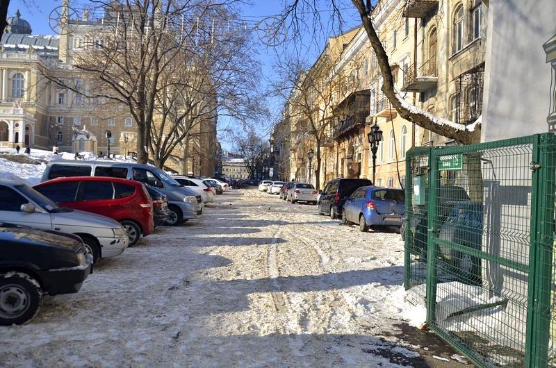 В Одессе не справляются с уборкой снега на улицах (ФОТО, ОПРОС), фото-13