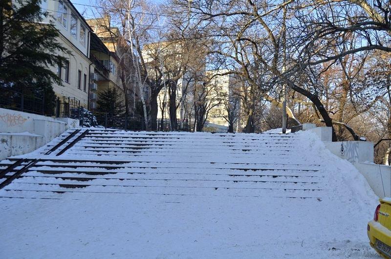 В Одессе не справляются с уборкой снега на улицах (ФОТО, ОПРОС), фото-17