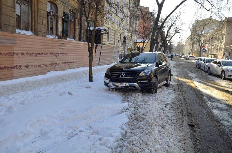 В Одессе не справляются с уборкой снега на улицах (ФОТО, ОПРОС), фото-12