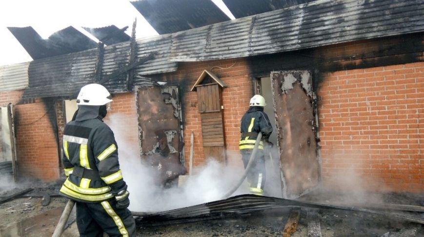 Пожар в Боярке (ФОТО), фото-3