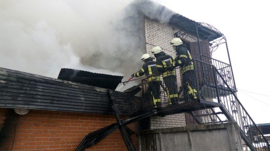 Пожар в Боярке (ФОТО), фото-4