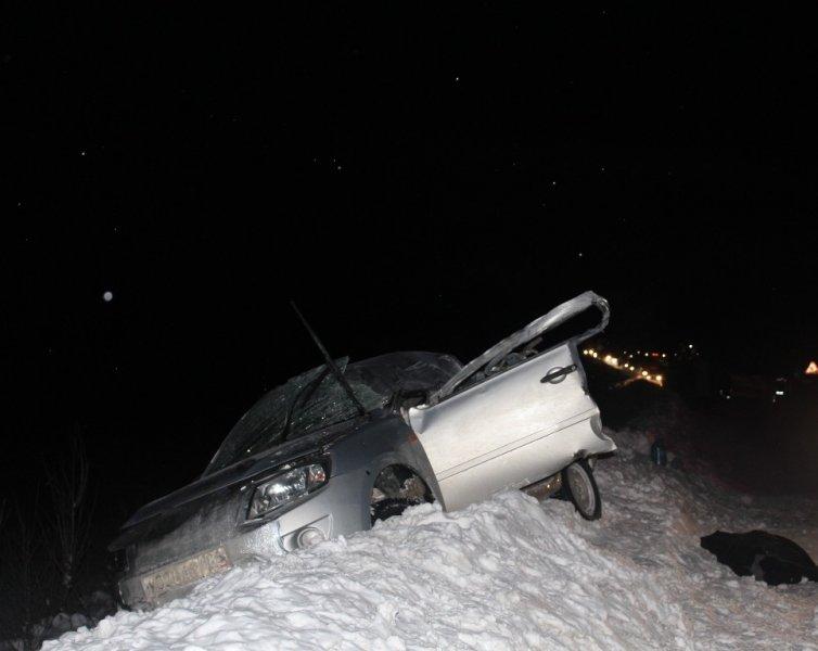 Злосчастная трасса. На автодороге «Нижневартовск-Радужный» произошло смертельное ДТП // ВИДЕО, фото-1