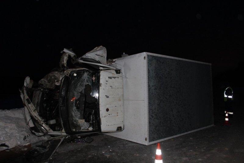 Злосчастная трасса. На автодороге «Нижневартовск-Радужный» произошло смертельное ДТП // ВИДЕО, фото-3