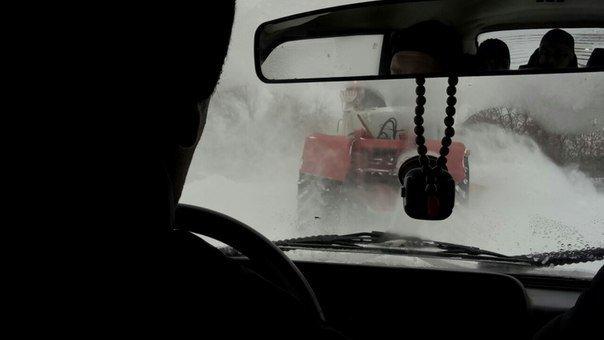 Снежный плен: Самые впечатляющие фото зимы в Одесской области (ФОТО), фото-5