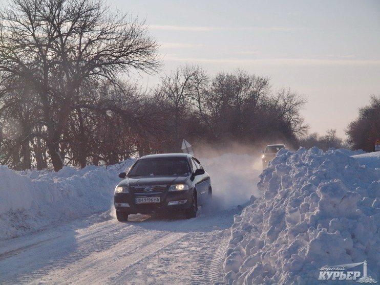 Снежный плен: Самые впечатляющие фото зимы в Одесской области (ФОТО), фото-14