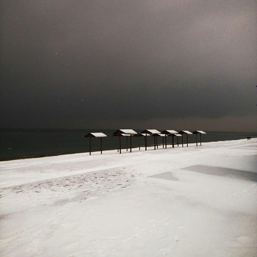 Снежный плен: Самые впечатляющие фото зимы в Одесской области (ФОТО), фото-8
