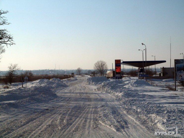 Снежный плен: Самые впечатляющие фото зимы в Одесской области (ФОТО), фото-13