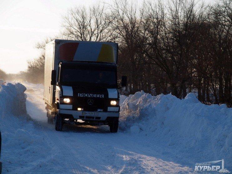 Снежный плен: Самые впечатляющие фото зимы в Одесской области (ФОТО), фото-15