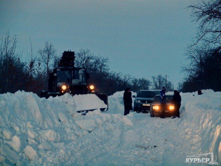 Снежный плен: Самые впечатляющие фото зимы в Одесской области (ФОТО), фото-17