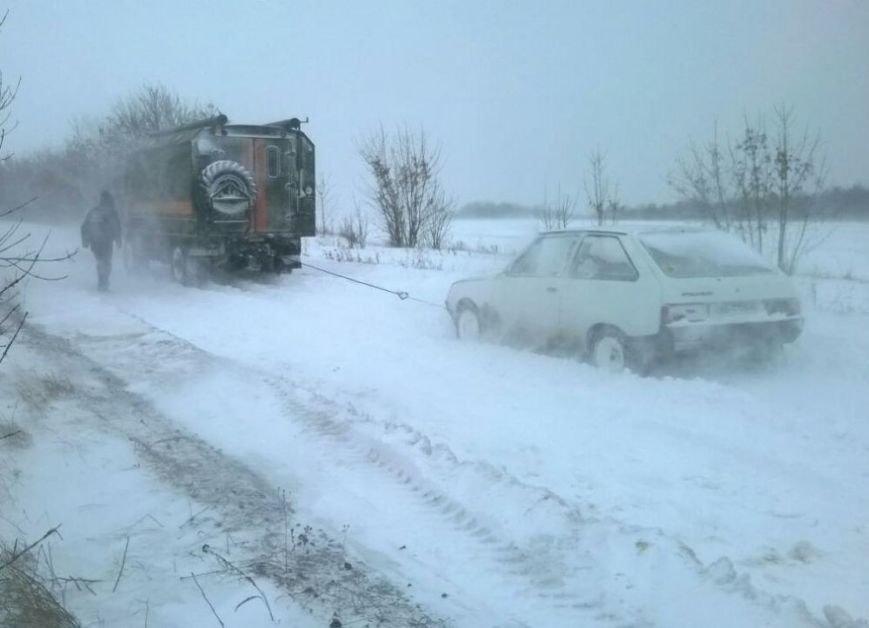 Снежный плен: Самые впечатляющие фото зимы в Одесской области (ФОТО), фото-4