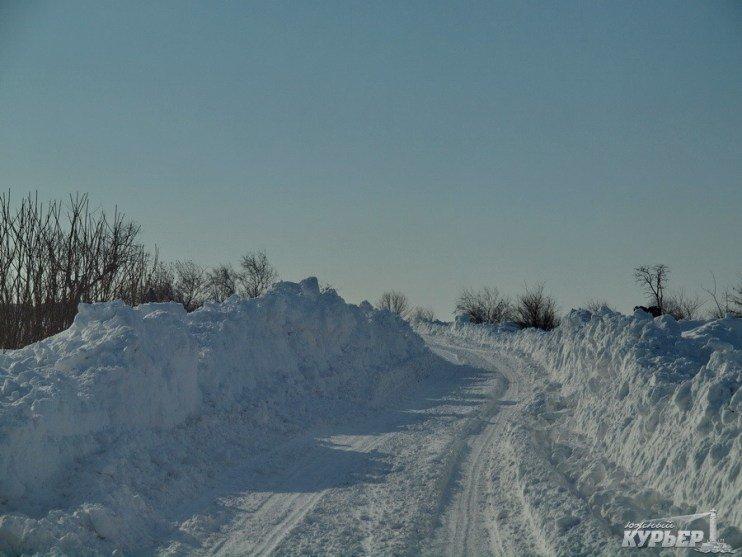 Снежный плен: Самые впечатляющие фото зимы в Одесской области (ФОТО), фото-12