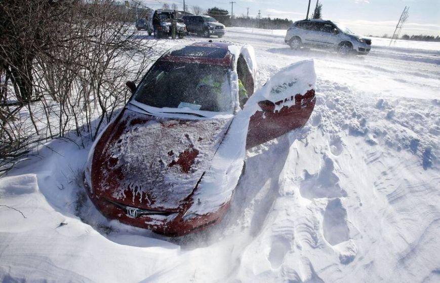 Снежный плен: Самые впечатляющие фото зимы в Одесской области (ФОТО), фото-7