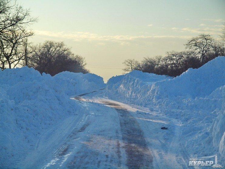 Снежный плен: Самые впечатляющие фото зимы в Одесской области (ФОТО), фото-16