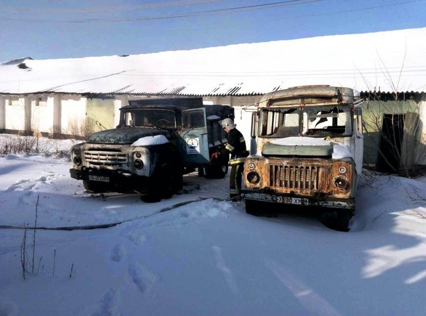 Підпал автомобіля у Кам'янці-Подільському, фото-1