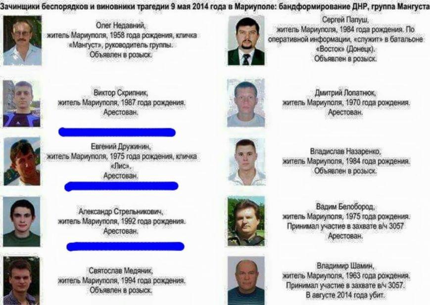 Кто из мариупольцев попал в списки, обнародованные Надеждой Савченко (Дополнено), фото-4