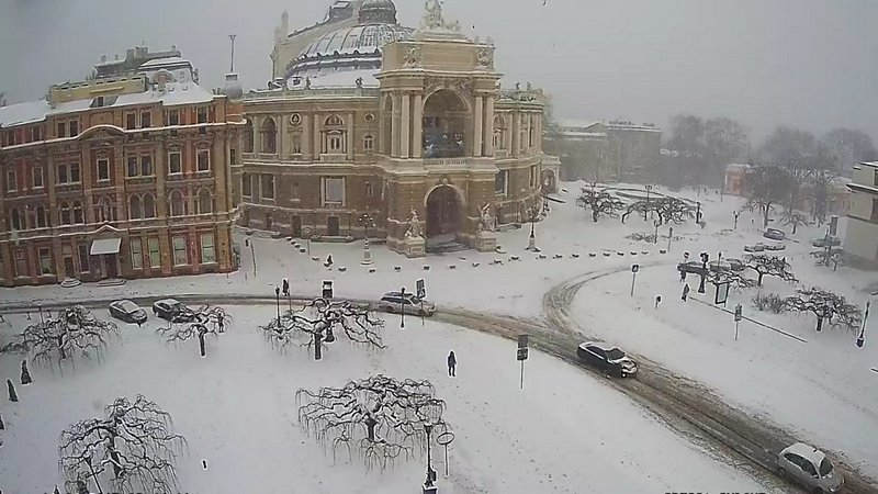 Грузовикам в Одессу въезд запрещен, фото-1