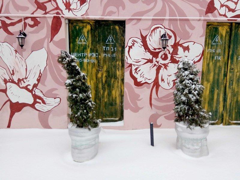 На рассвете Одессу стало заметать снегом сильнее (ФОТО), фото-5