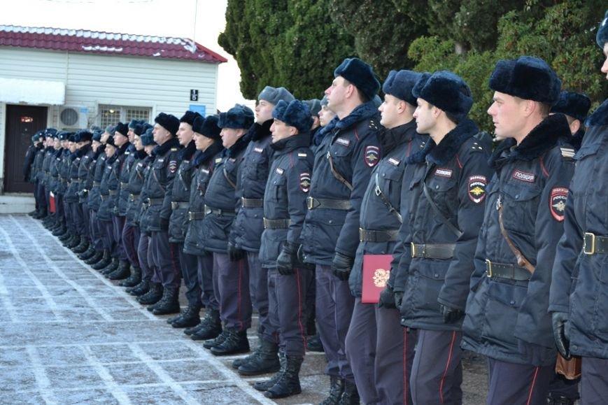 Военнослужащие войсковой части 6919  приступили к  зимнему периоду обучения, фото-1