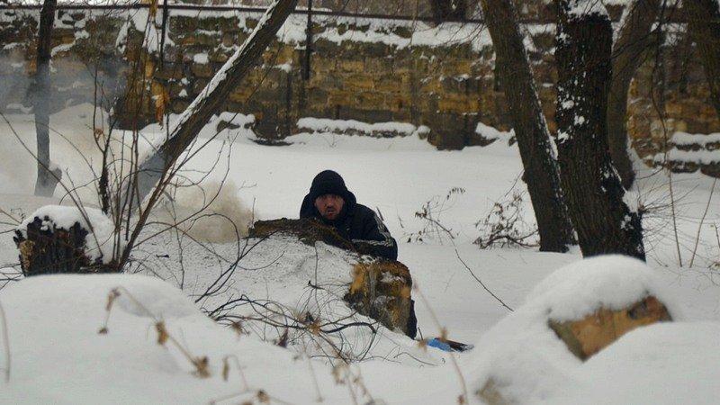 В центральном парке Одессы наркоман ловил кайф в кустах (ФОТО), фото-9