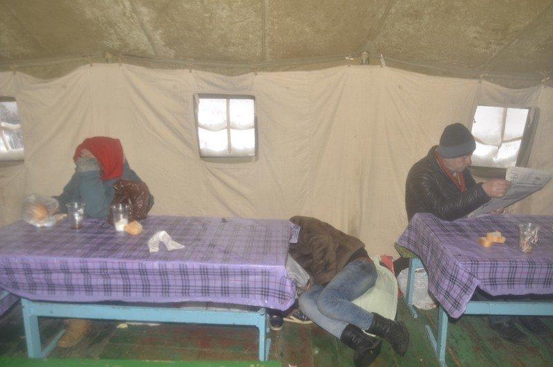Бездомных Одессы согрели, одели и накормили в парке возле Привоза (ФОТО), фото-8