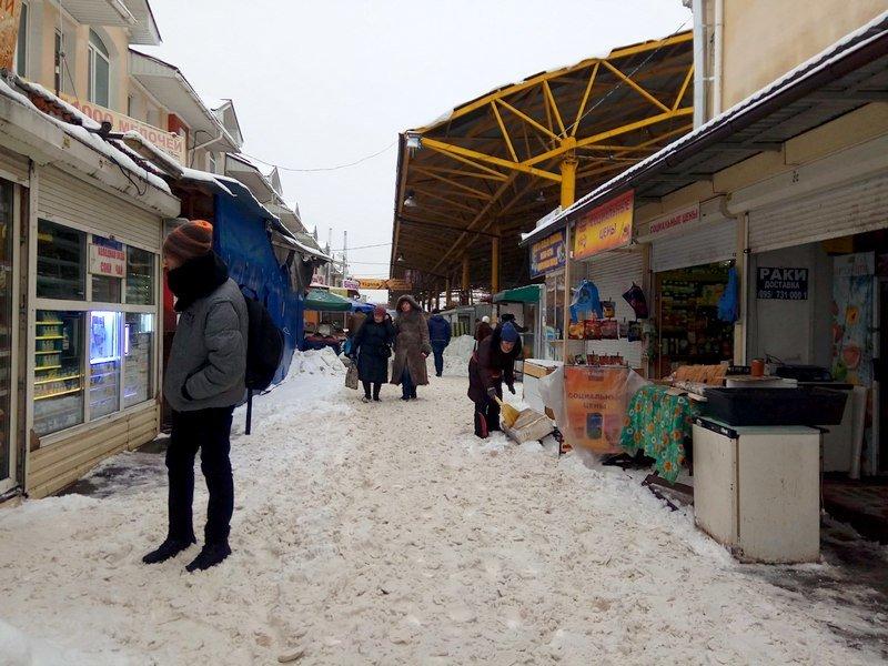 Снег начал таять, Одесса превратится в большой каток (ВИДЕО, ФОТО), фото-18