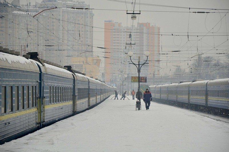 Снег начал таять, Одесса превратится в большой каток (ВИДЕО, ФОТО), фото-41